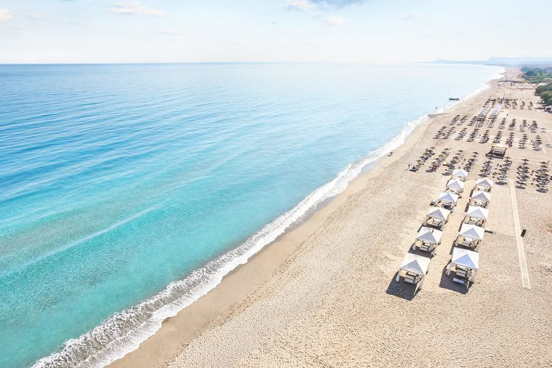 Creta Palace 5* - pláž