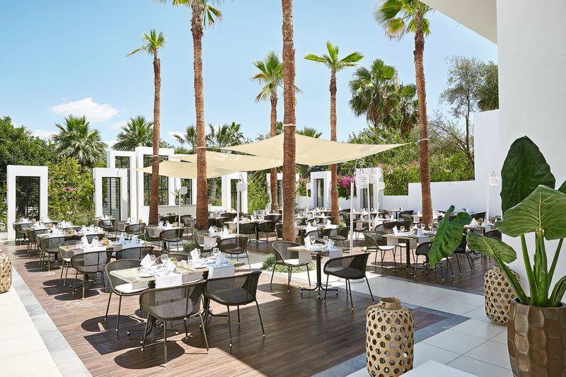 Creta Palace 5* - reštaurácia