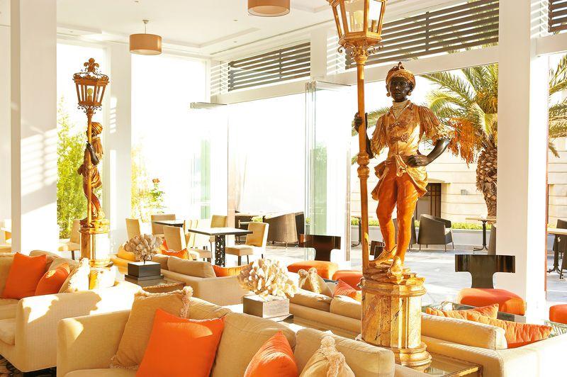 Creta Palace 5* - lobby