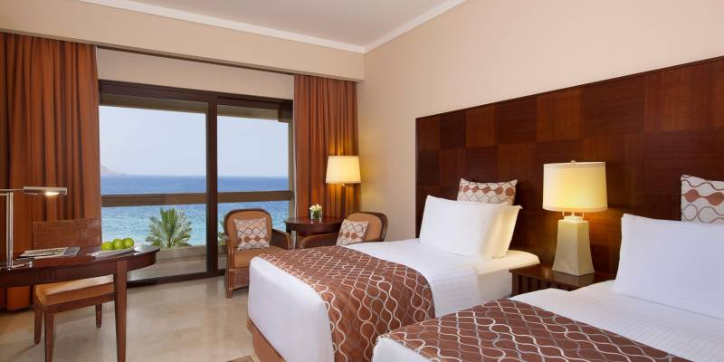 Intercontinental Aqaba 5* - izba