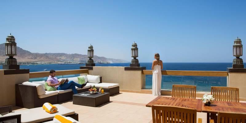 Intercontinental Aqaba 5*
