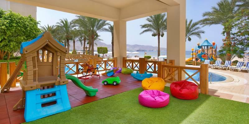Intercontinental Aqaba 5* - miniklub