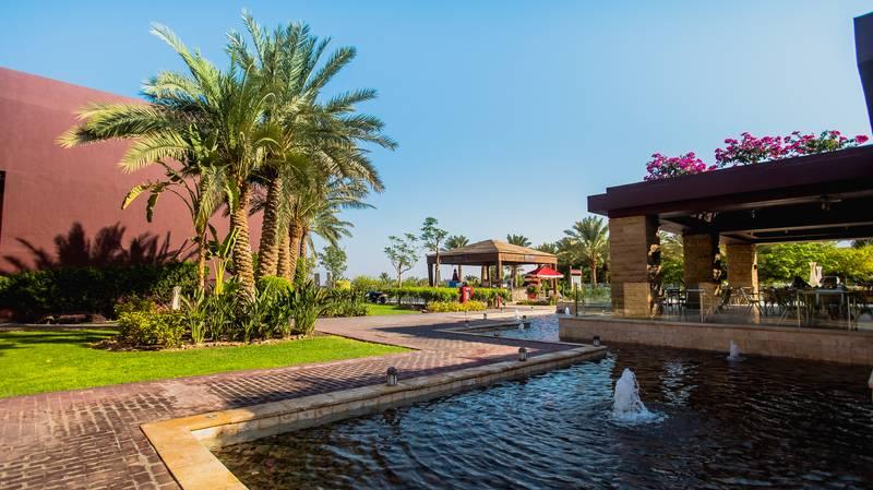 Mövenpick Resort & SPA Tala Bay 5* - reštaurácia