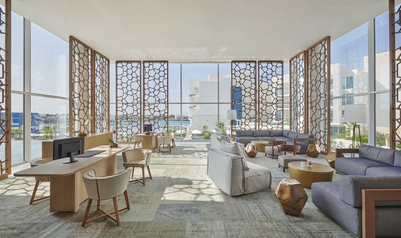 Hyatt Regency Aqaba Ayla Resort 5* - lobby