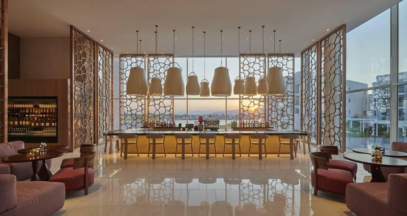 Hyatt Regency Aqaba Ayla Resort 5* - bar