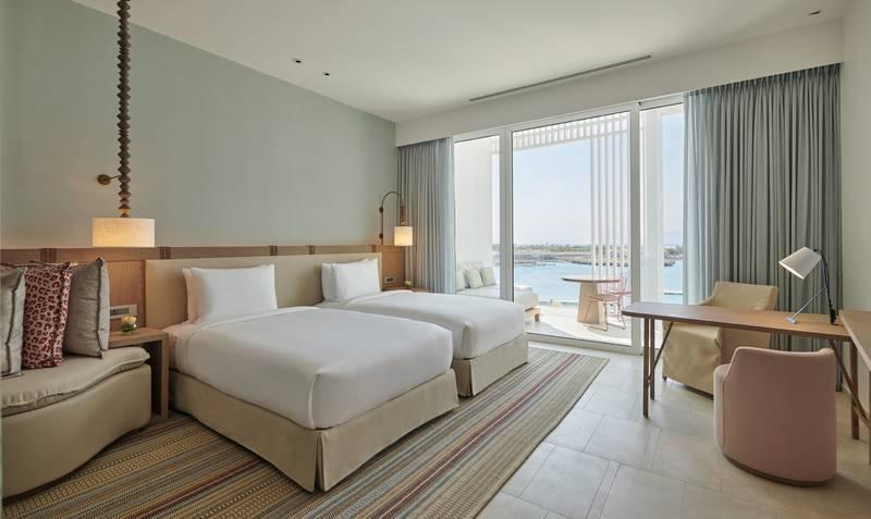 Hyatt Regency Aqaba Ayla Resort 5* - izba