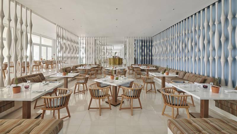 Hyatt Regency Aqaba Ayla Resort 5* - reštaurácia