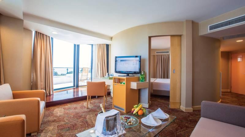 Cornelia De Luxe Resort 5* - izba