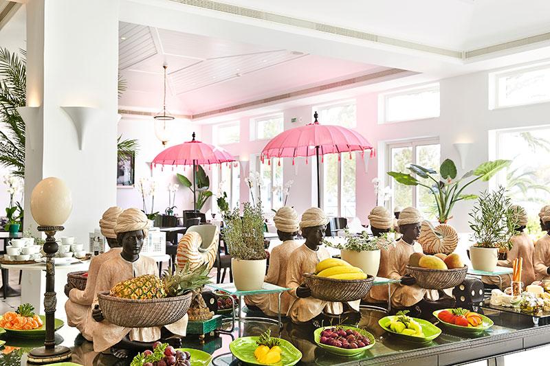 Caramel Boutique Resort 5* - reštaurácia