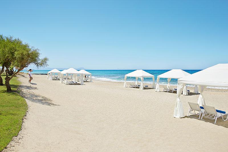 Caramel Boutique Resort 5* - pláž