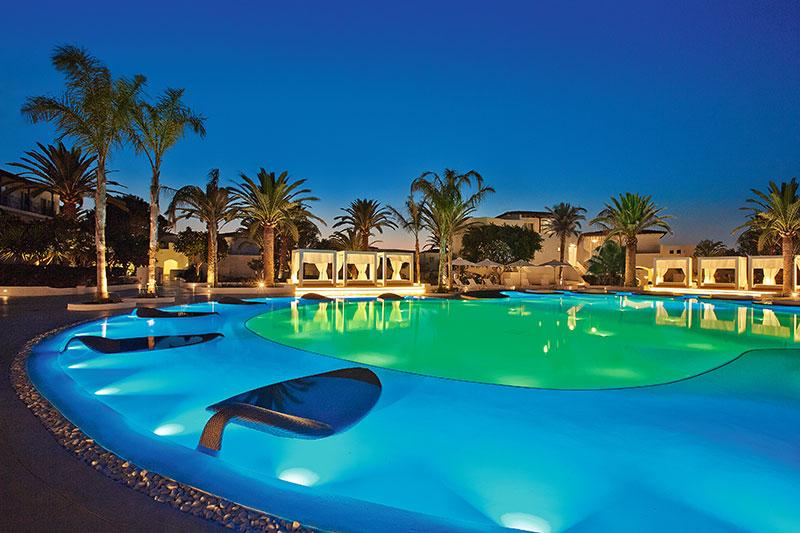 Caramel Boutique Resort 5* - bazén