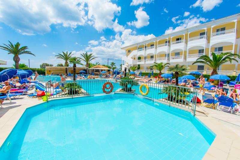 Poseidon Beach Hotel 5* - bazén