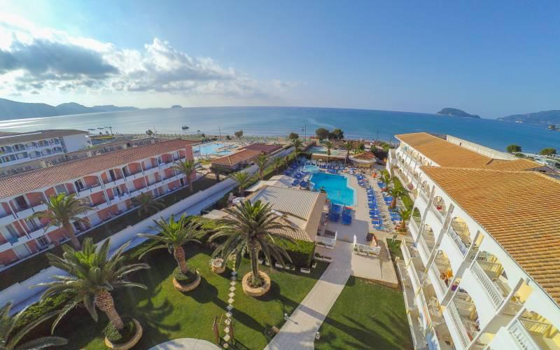 Poseidon Beach Hotel 5* - areál