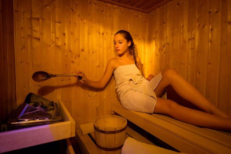 Mediterranean Hotel 5* - sauna