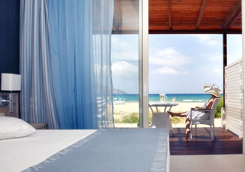Pilot Beach Resort 5* - izba
