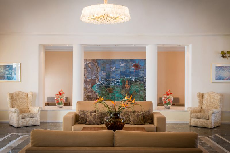 Bella Beach Hotel 5* - lobby
