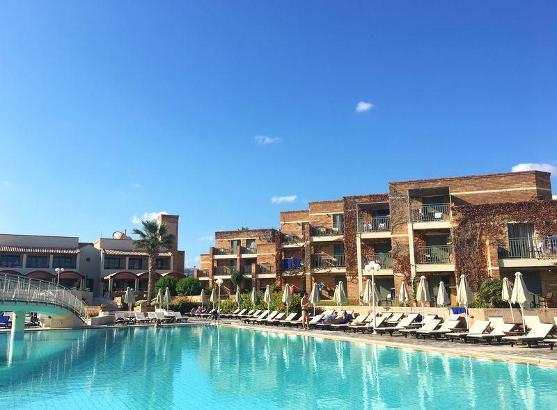 Bella Beach Hotel 5* - bazén