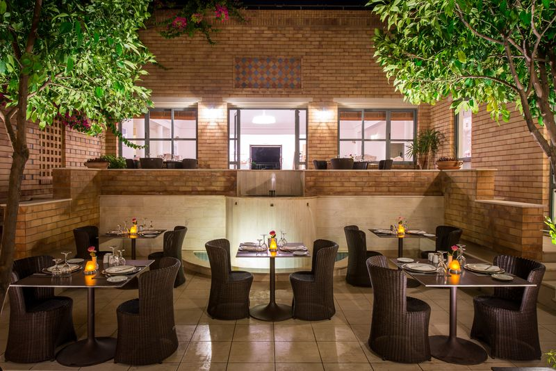 Bella Beach Hotel 5* - reštaurácia