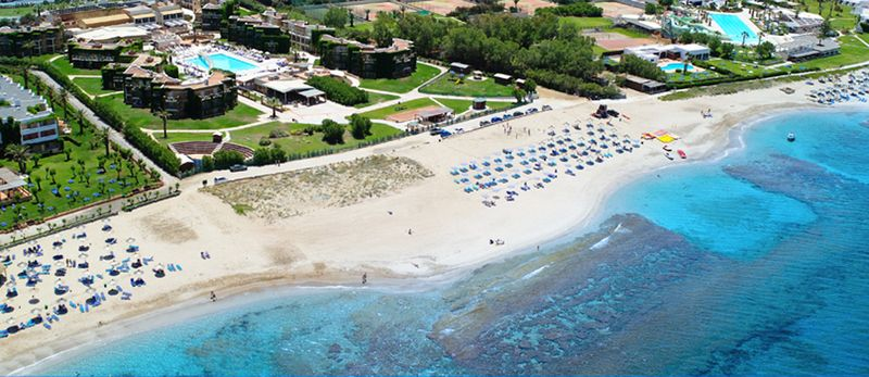 Bella Beach Hotel 5* - pláž