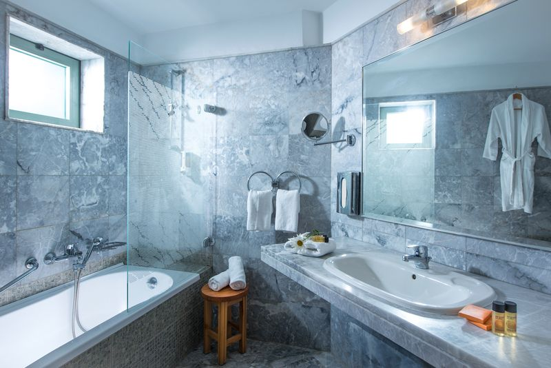 Bella Beach Hotel 5* - kúpeľňa