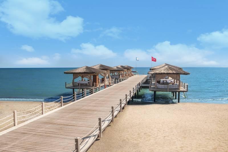 Maxx Royal Belek Golf & SPA 5* - pláž