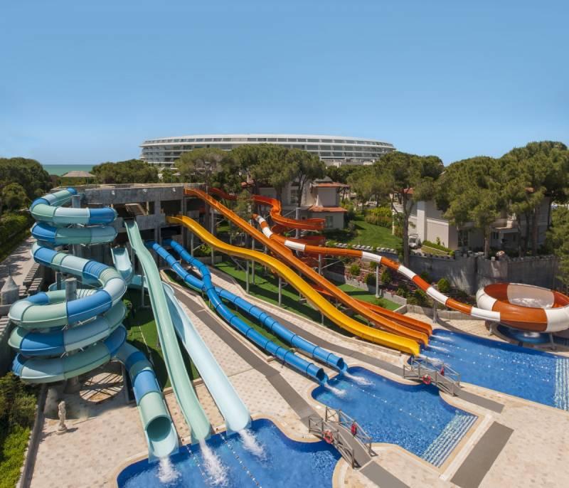 Maxx Royal Belek Golf & SPA 5* - aquapark