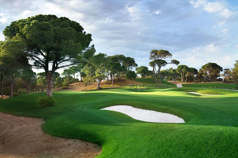 Maxx Royal Belek Golf & SPA 5* - golfové ihrisko Montgomerie