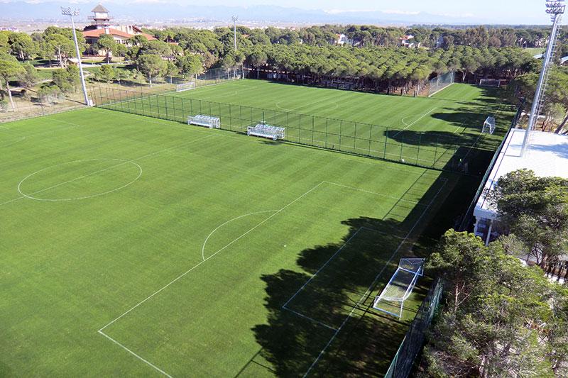 Maxx Royal Belek Golf & SPA 5* - futbalové ihrisko