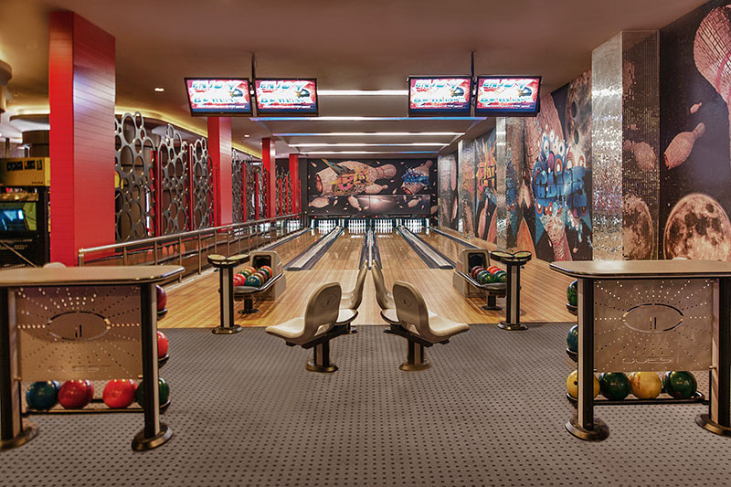 Maxx Royal Belek Golf & SPA 5* - bowling