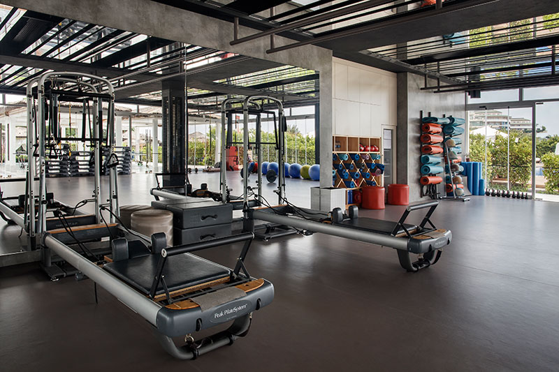 Maxx Royal Belek Golf & SPA 5* - fitnescentrum