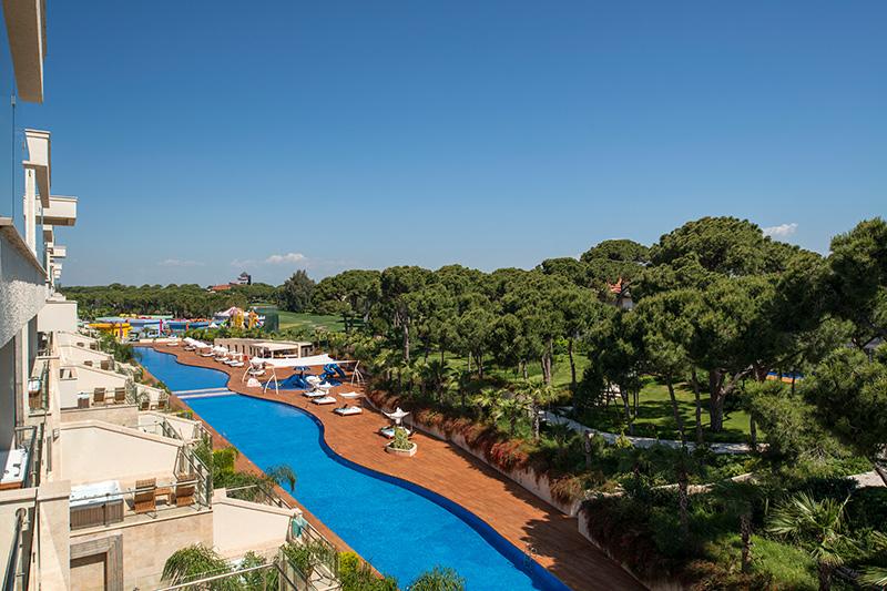 Maxx Royal Belek Golf & SPA 5* - bazén