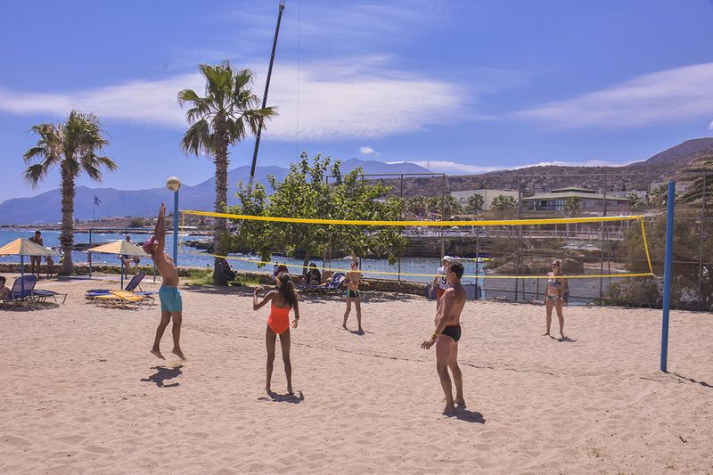 Eri Beach & Village Hotel 4* - pláž