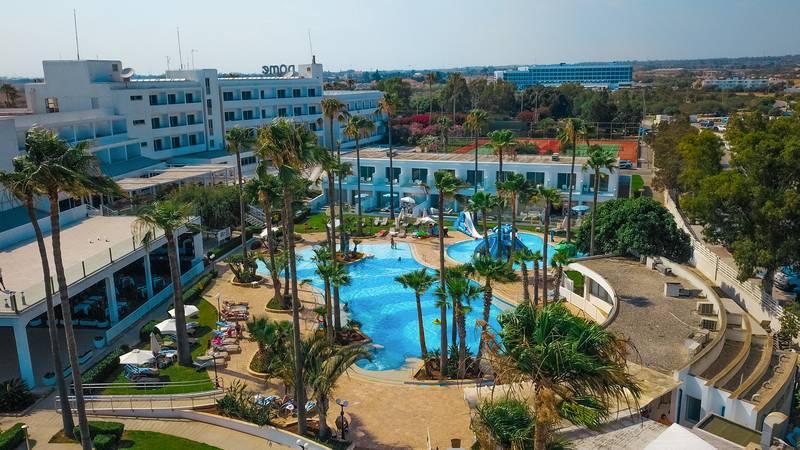 Hotel The Dome Beach 4 Ayia Napa Južn 253 Cyprus Leto