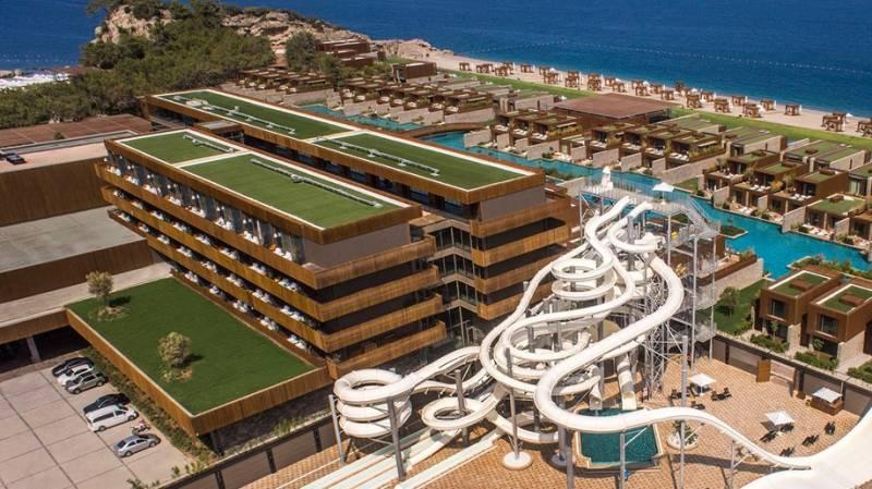 Maxx Royal Kemer 5* - aquapark