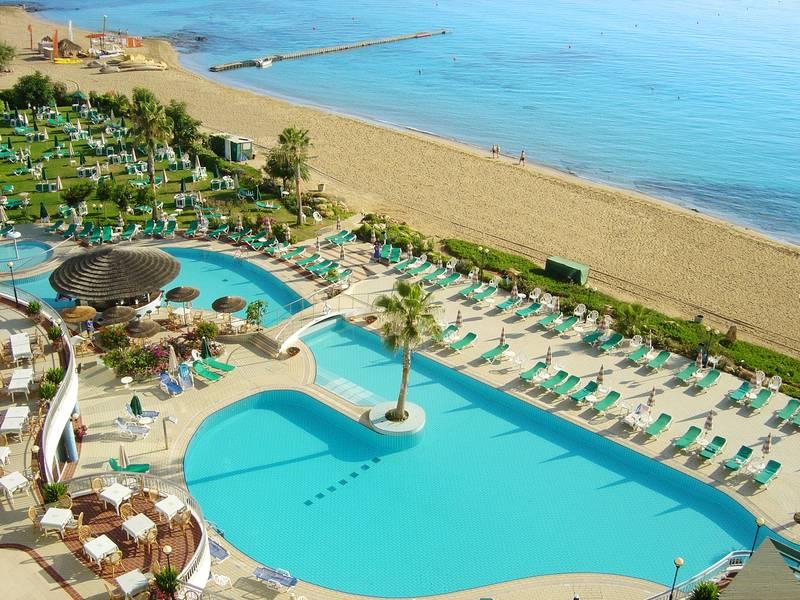 Sunrise Beach Hotel 5* - areál