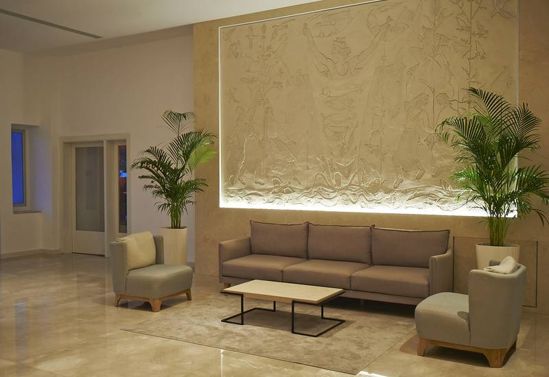 Sunrise Beach Hotel 5* - lobby