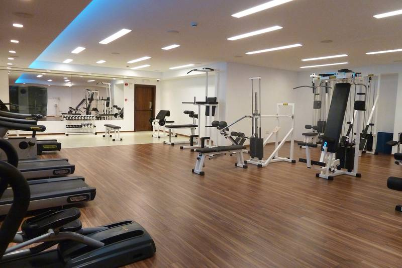 Sunrise Beach Hotel 5* - fitnescentrum
