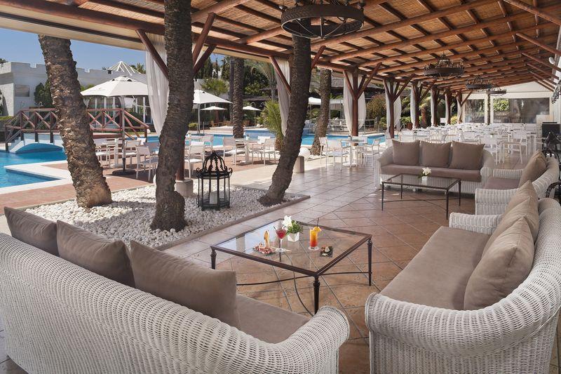 Melia Marbella Banús 4* - bar pri bazéne