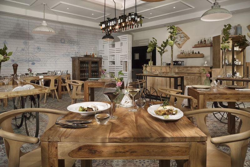 Melia Marbella Banús 4* - reštaurácia