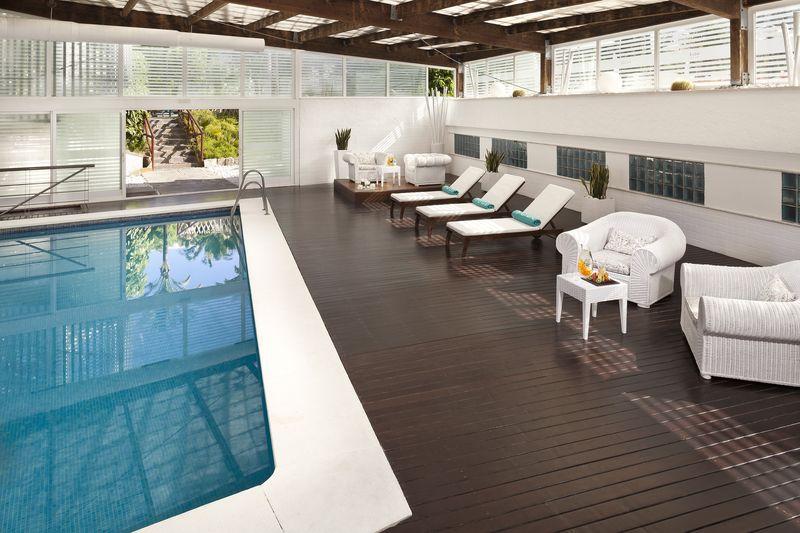 Melia Marbella Banús 4* - vnútorný bazén