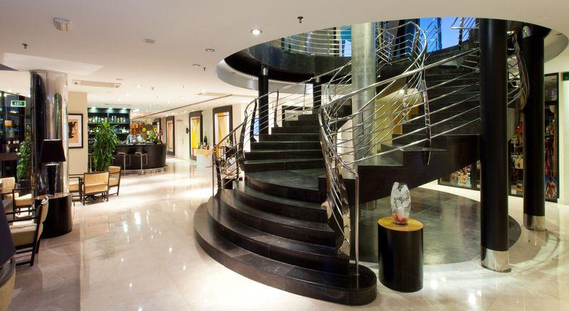 Senator Banús SPA Hotel 5* - lobby