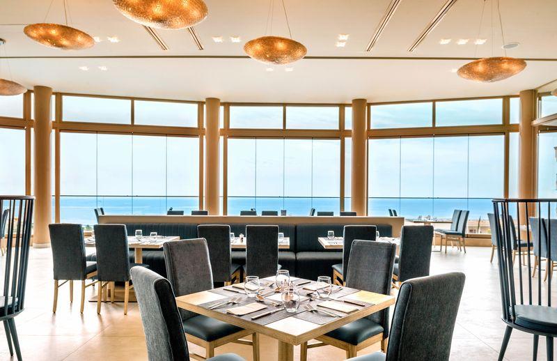 Ikos Oceania 5* - reštaurácia