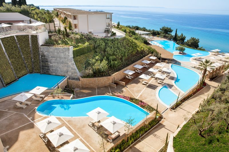 Ikos Oceania 5* - bazén