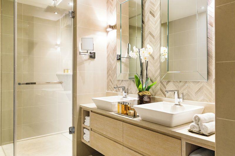 Ikos Oceania 5* - kúpeľňa