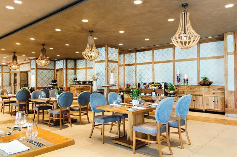 Ikos Olivia 5* - reštaurácia