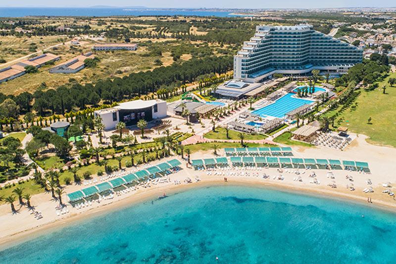 Venosa Beach Resort & SPA 5*