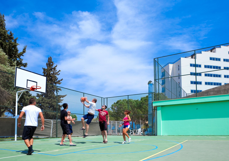 Venosa Beach Resort & SPA 5* - basketbalové ihrisko