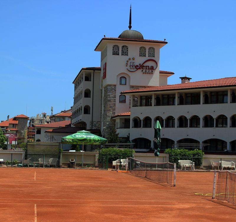 Helena Park 5* - tenisový kurt