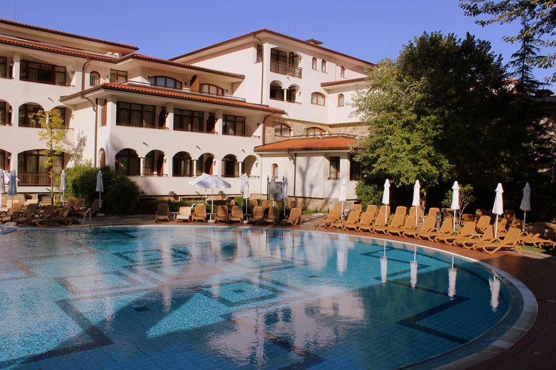 Helena Park 5* - bazén