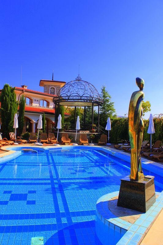 Helena Sands 5* - bazén